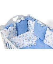 Комплект бортиков в кроватку La Foret Bleu Ma Licorne