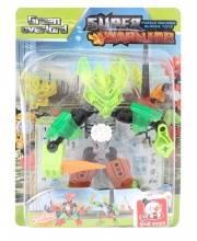 Робот Green Overlord трансформируемый