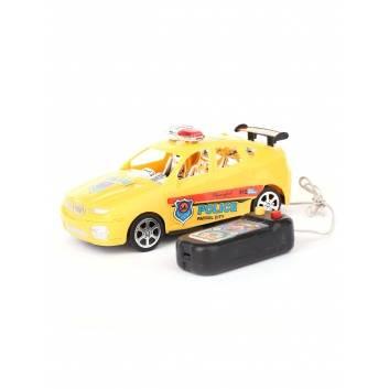 Игрушки, Машина Полиция на д/у с пультом S+S Toys 229230, фото