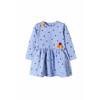 Девочки, Платье 5.10.15. (голубой)258207, фото