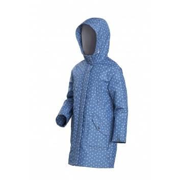 Девочки, Куртка Белла URSINDO (голубой)261376, фото