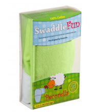 Пеленка на липучках SwaddleFun Light Green