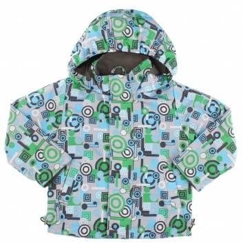 Мальчики, Куртка Техно URSINDO (салатовый)261441, фото