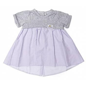 Малыши, Платье Pecorella (сиреневый)259916, фото
