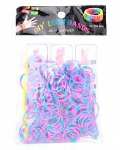 Резинки для плетения Двуцветные