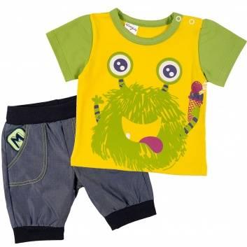 Малыши, Комплект 2 предмета Viva Baby (желтый)260022, фото