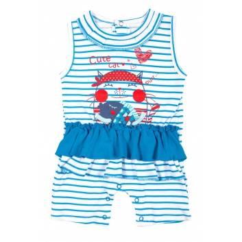 Малыши, Песочник Viva Baby (синий)260072, фото