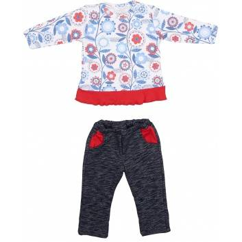 Малыши, Комплект 2 предмета Viva Baby (красный)260091, фото