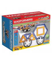 Магнитный конструктор XL Cruisers. Машины MAGFORMERS