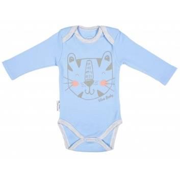Малыши, Боди Viva Baby (голубой)260213, фото