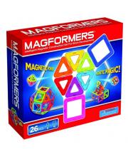 Магнитный конструктор 26 деталей MAGFORMERS
