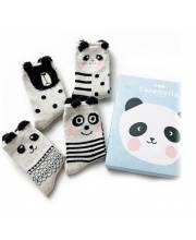 Комплект носков Панда-2 4 пары