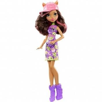 Игрушки, Кукла Клодин Вульф Monster High Mattel , фото