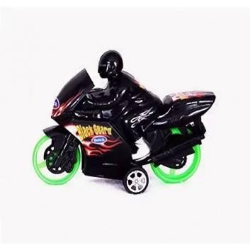 Игрушки, Мотоцикл инерционный S+S Toys , фото