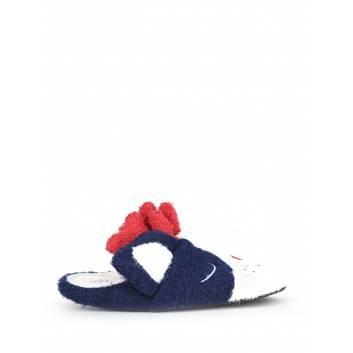 Обувь, Тапочки Сказочные олени Halluci (темносиний)257040, фото