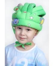 Противоударная шапка-шлем для детей BabyBum №2 Baby BOOM