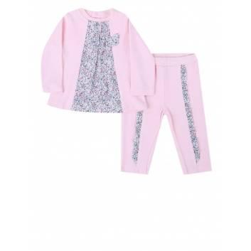 Малыши, Комплект 2 предмета BIBABY (розовый)237530, фото