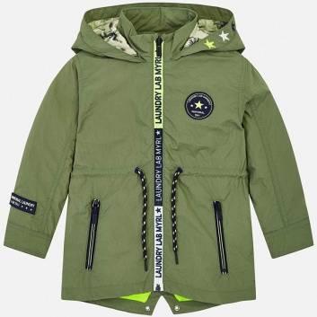 Мальчики, Куртка MAYORAL (зеленый)267299, фото