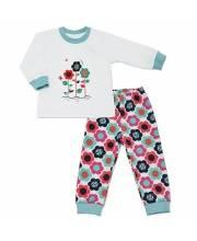 Пижама Цветы Лео