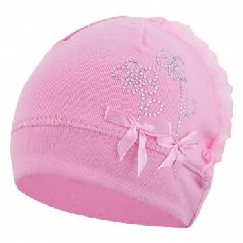 Девочки, Шапка Infante (розовый)263507, фото