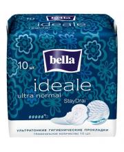 Прокладки женские гигиенические ультратонкие Ideale ideale ultra normal 10 шт