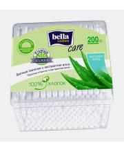 Ватные палочки Cotton care с экстрактом алоэ 200 шт