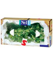 Платочки универсальные №1 двухслойные с запахом мятой 100 шт