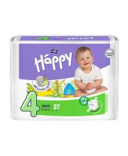 Подгузники Maxi 27 шт 8-18 кг Bella Happy