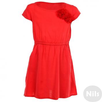 Девочки, Платье INCITY KIDS (красный)630492, фото