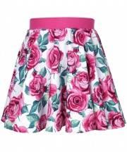 Юбка Розовый сад Апрель