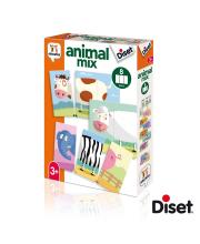Игра Собери животного Diset