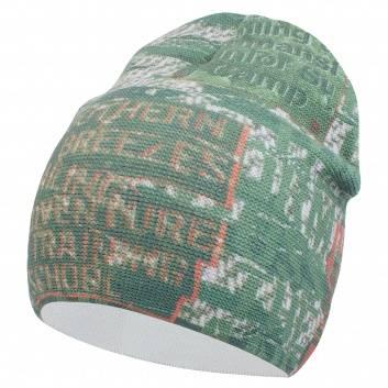 Верхняя одежда, Шапка Fishka (зеленый)263352, фото