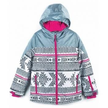 Девочки, Куртка Coccodrillo (серый)184303, фото
