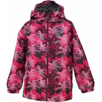 Девочки, Куртка CLASSY Huppa (розовый)188721, фото