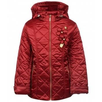 Девочки, Куртка Виктория Аврора (бордовый)182147, фото