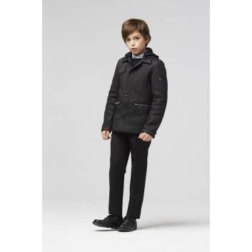 Мальчики, Куртка Silver Spoon (черный)200129, фото