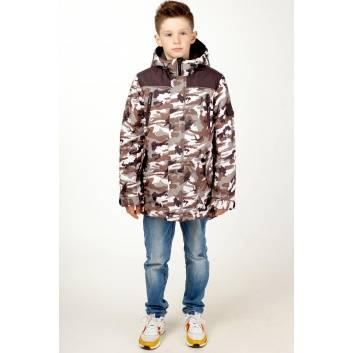 Мальчики, Куртка Иван Batik (коричневый)201066, фото