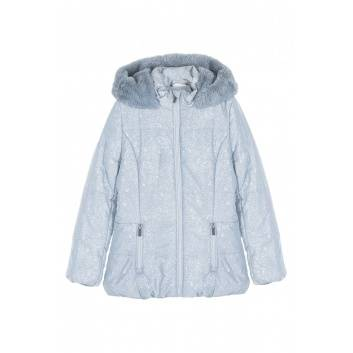 Девочки, Куртка Мерцание Coccodrillo (серый)184313, фото