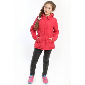 Девочки, Куртка Силиция Batik (красный)201068, фото