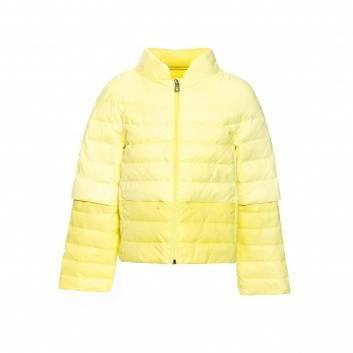 Девочки, Куртка трансформер Conso wear (желтый)196323, фото