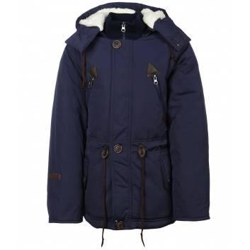 Мальчики, Куртка-парка Роман Аврора (синий)182081, фото