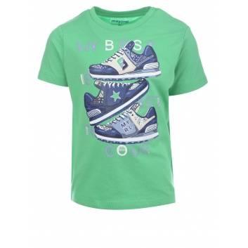 Малыши, Комплект футболок 2 шт MAYORAL (зеленый)267215, фото