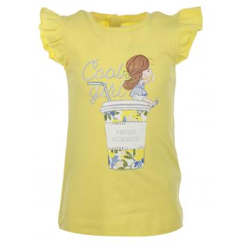 Девочки, Блузка MAYORAL (желтый)267204, фото
