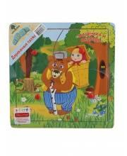 Пазл Сказки-2 Маша и Медведь