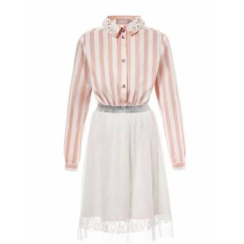 Девочки, Платье Смена (розовый)270890, фото
