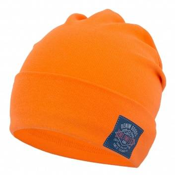 Мальчики, Шапка Ретро Conceptline (оранжевый)263462, фото