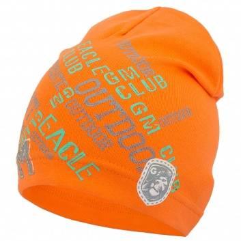 Мальчики, Шапка Твич Conceptline (оранжевый), фото