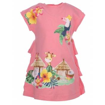 Девочки, Платье MAYORAL (розовый)267246, фото