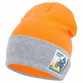 Мальчики, Шапка Фрирайт Conceptline (оранжевый), фото