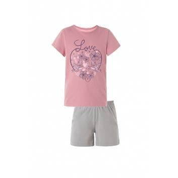 Девочки, Пижама Goldy (розовый)270145, фото